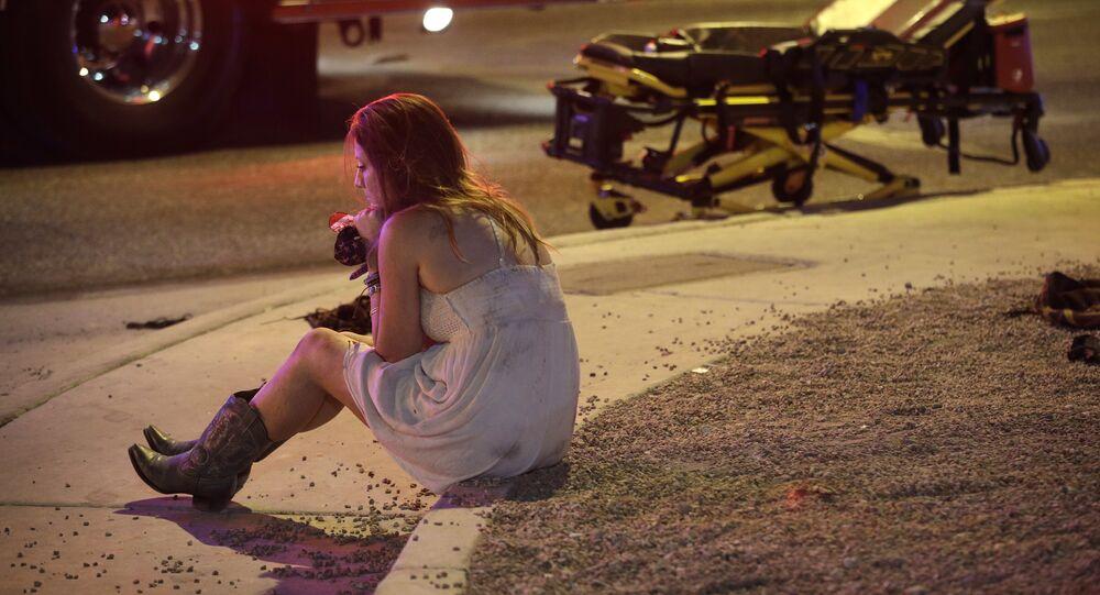 la fusillade à Las Vegas