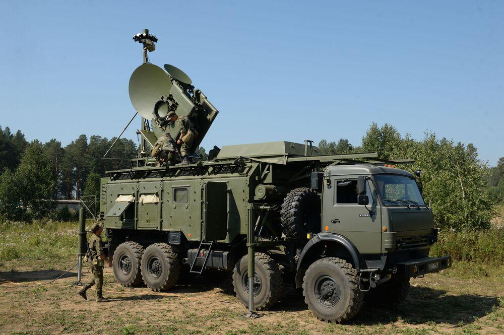 Solntsepek, Terminator et Boomerang: armement des forces terrestres russes