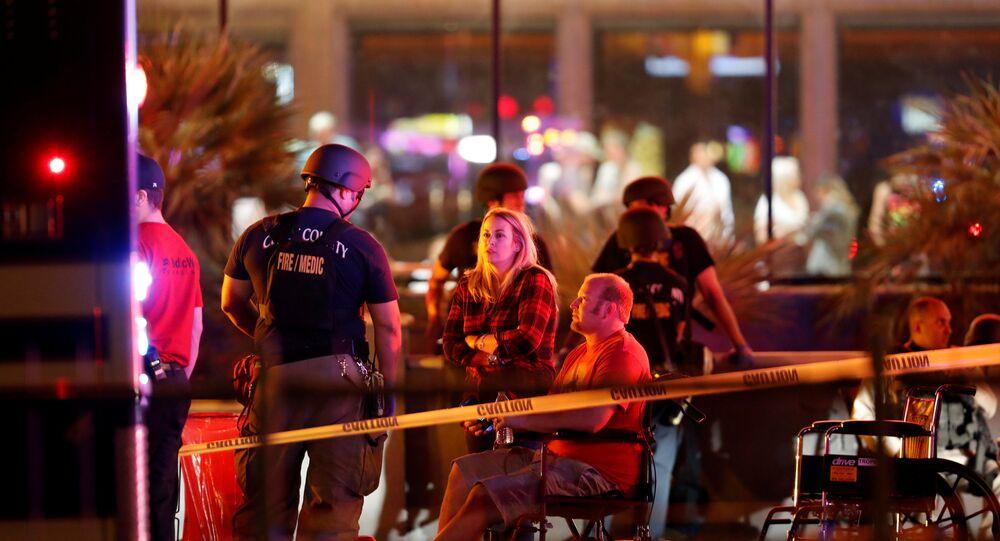 Las Vegas après la fusillade du 1er octobre 2017