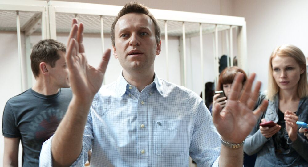 Navalny brothers sentenced at Zamoskvoretsky Court