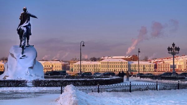 Saint-Pétersbourg - Sputnik France