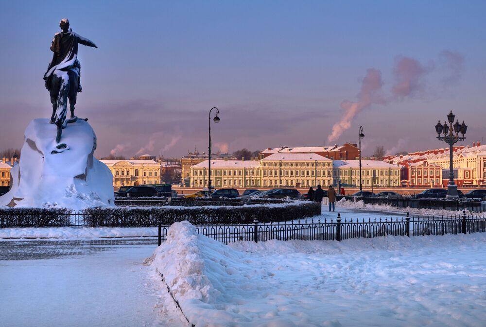 Mystique Saint-Pétersbourg