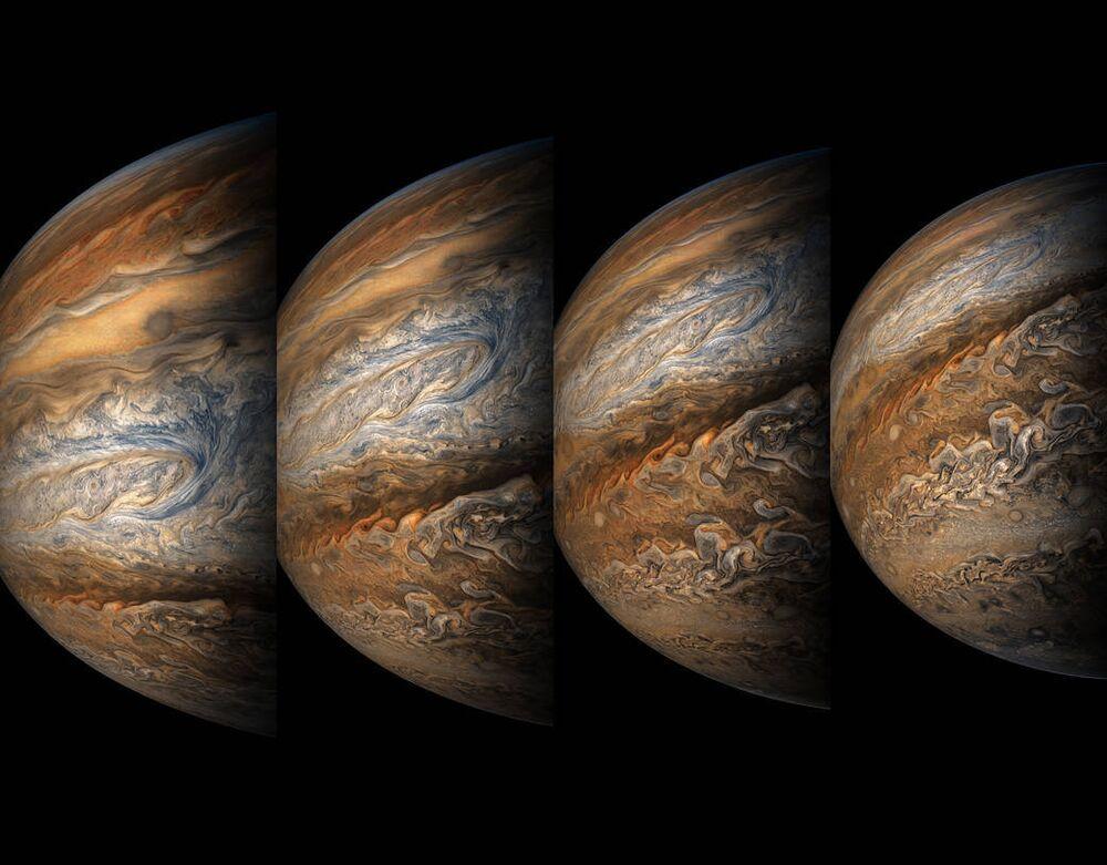 Les nouvelles spatiales de septembre en photos