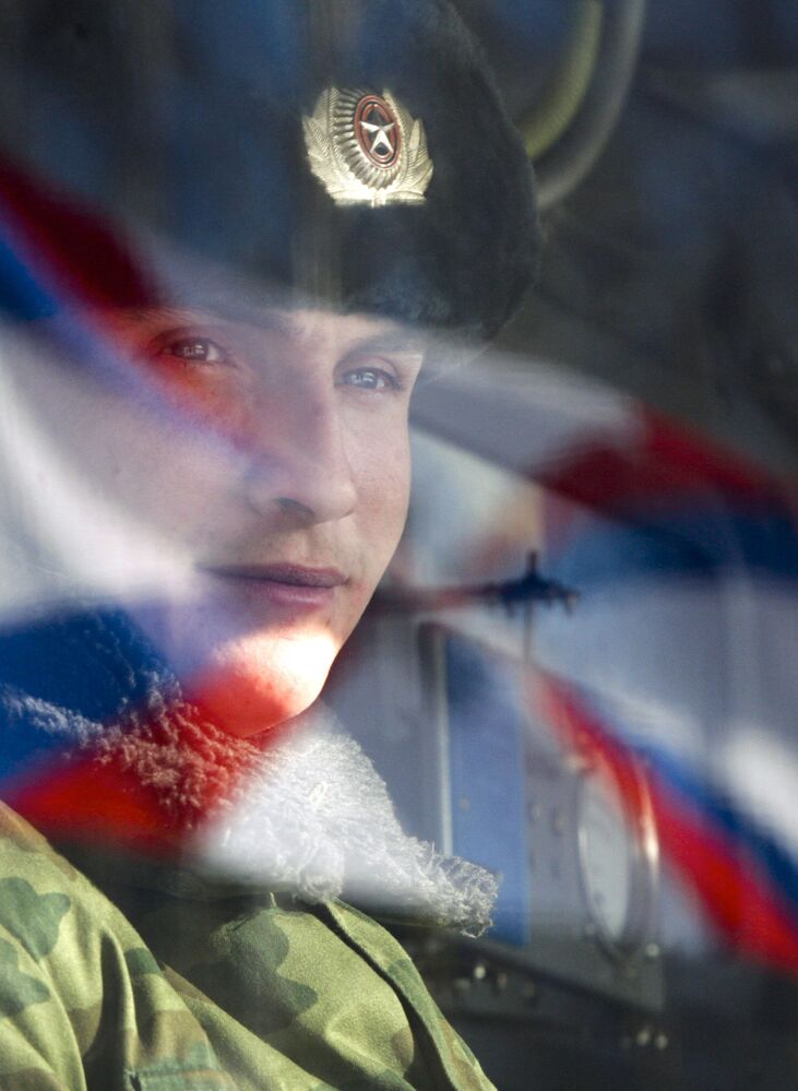 La Journée des Troupes aérospatiales russes