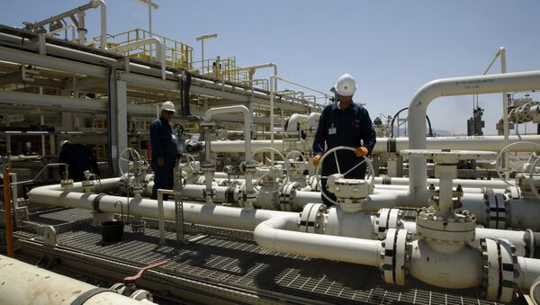 Une raffinerie de pétrole située dans le Kurdistan irakien - Sputnik France