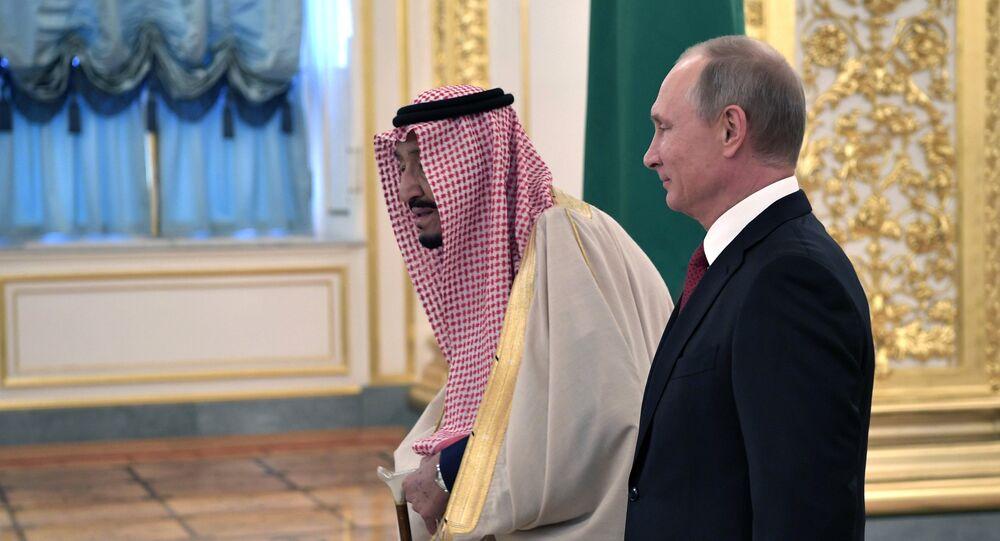 Le roi Salmane ben Abdelaziz al-Saoud