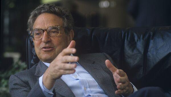 Бизнесмен Джордж Сорос - Sputnik France