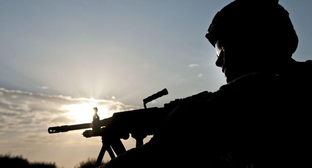 Un soldat américain en Afghanistan (photo d'archives)