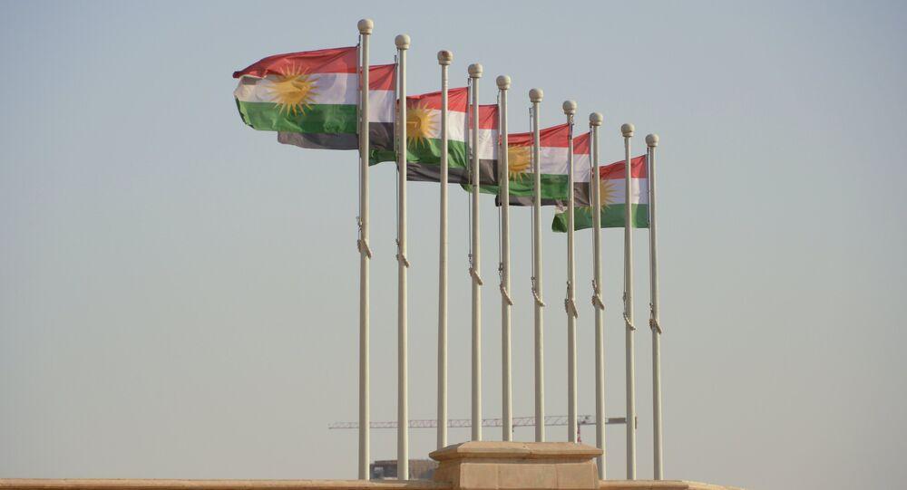 Kurdistan irakien