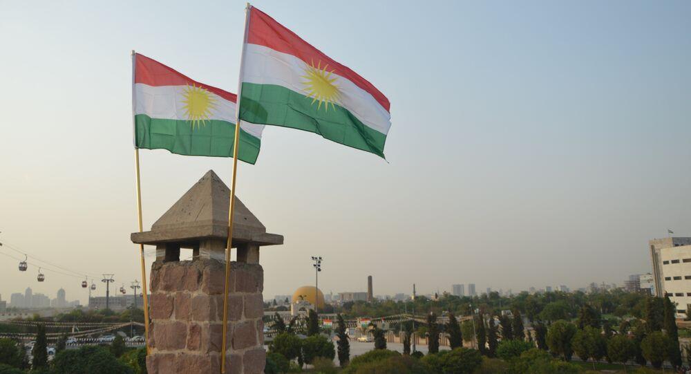 Kurdistán irakien