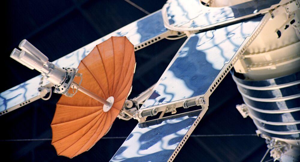 Satellite Molnia 1
