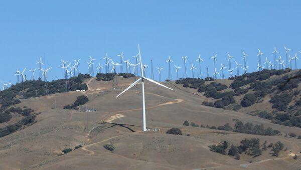 Un parc éolien - Sputnik France