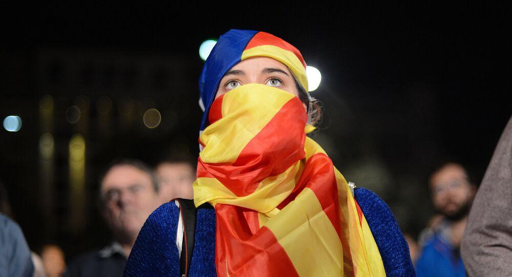Le référendum sur l'indépendance catalane