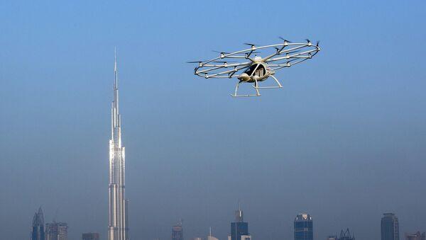 Taxi volant autonome à Dubaï - Sputnik France