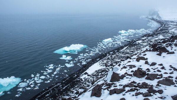 île arctique - Sputnik France