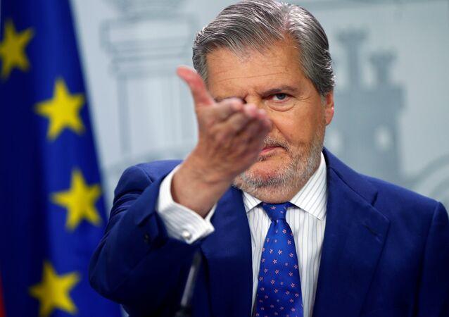 Minister Inigo Mendez de Vigo