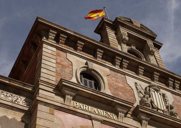 Parlement de Catalogne