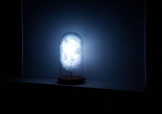La Political Lamp