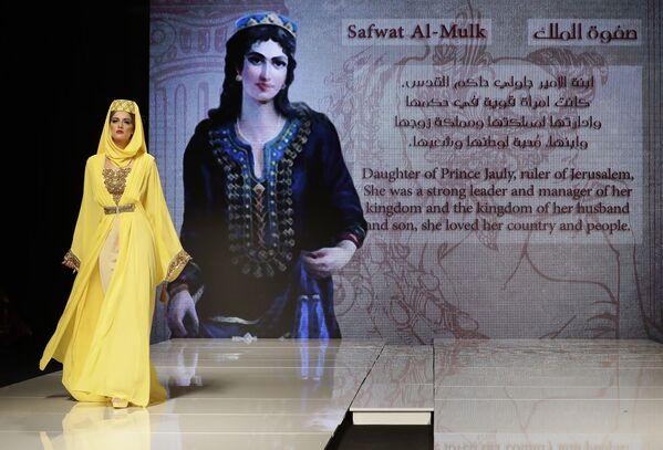 Des créations surprenantes au défilé de la couturière syrienne Manal Ajaj à Beyrouth - Sputnik France
