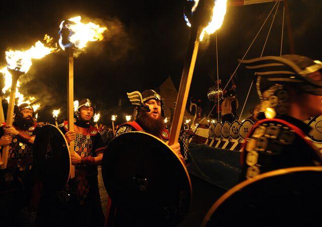 Vikings, image d'illustration