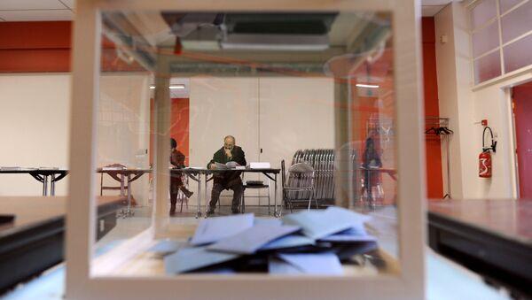bureaux de vote - Sputnik France