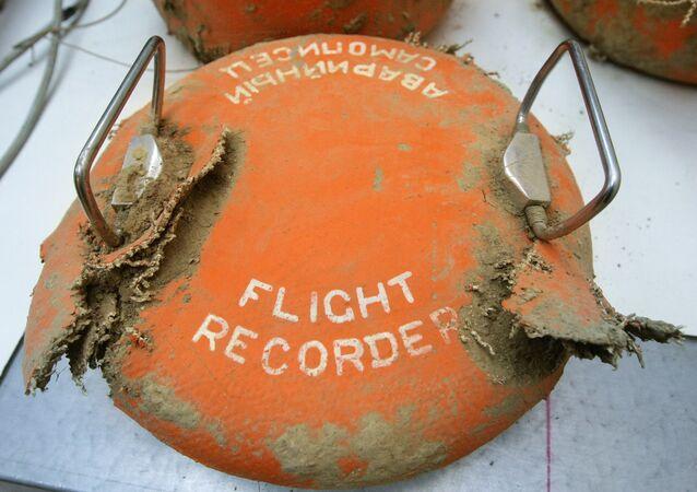 Les enregistrements d'une boîte noire du Tupolev Tu-154 qui s'était écrasé près de la ville de Smolensk en Russie en avril 2010