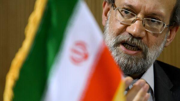 Ali Larijani - Sputnik France