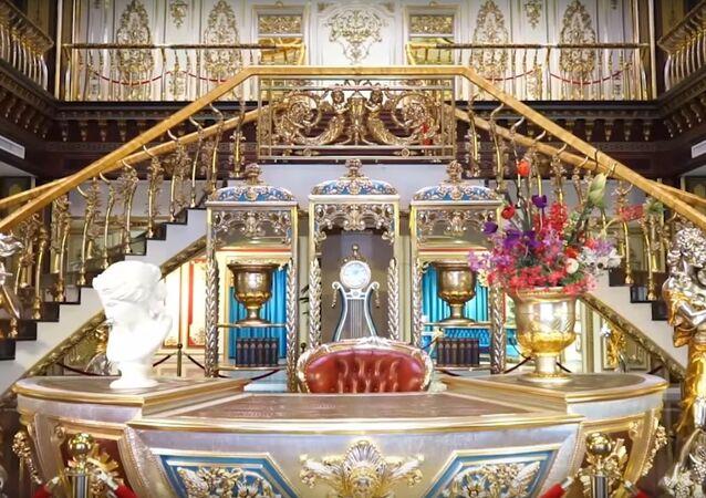 Le Château de Versailles démenage en Chine