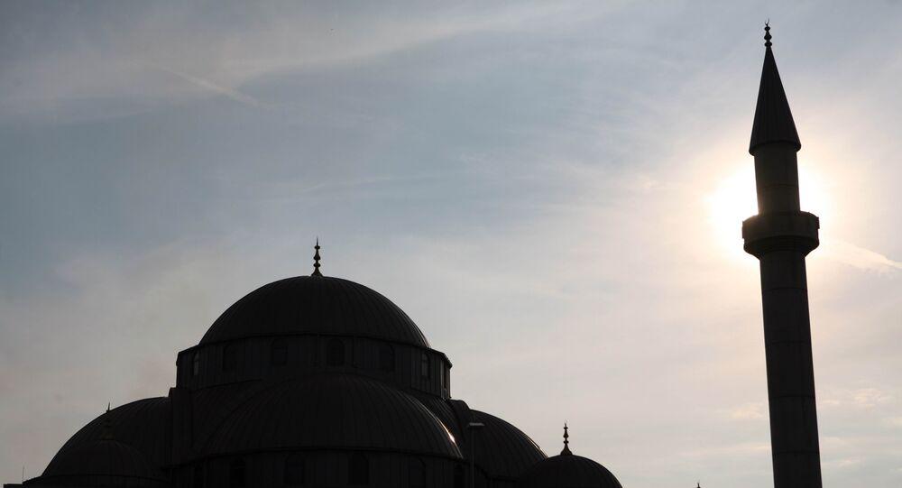Mosquée à Duisbourg, Allemagne