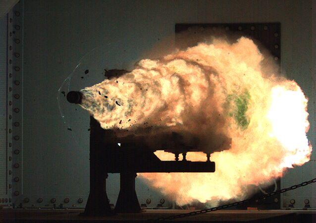 Un canon électrique (photo d'illustration)