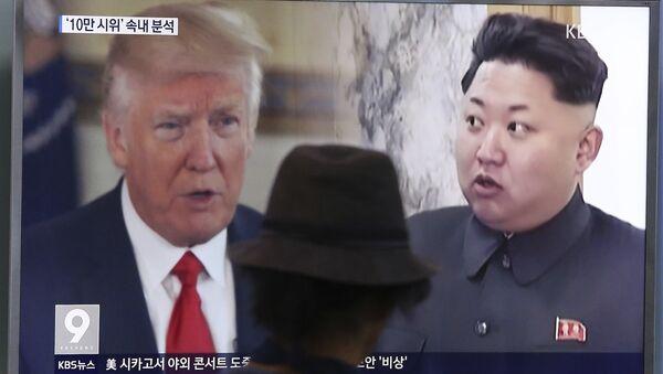 Pékin salue le dégel des relations américano-nord-coréennes - Sputnik France