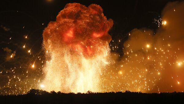 Explosion (image d'illustration) - Sputnik France