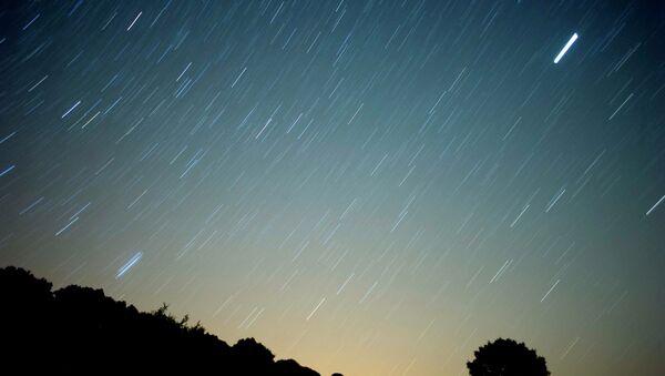 Une «pluie de météorites» - Sputnik France