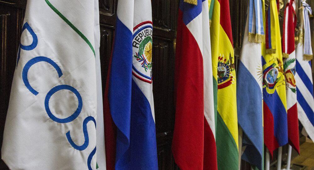 les pays du Mercosur