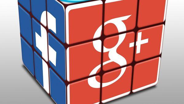 Google, Facebook - Sputnik France