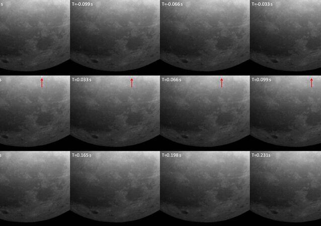 Flashs sur la Lune: le mystère enfin levé