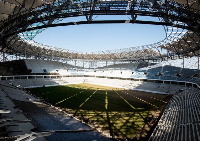 Coupe du Monde 2018: la Volgograd-Arena