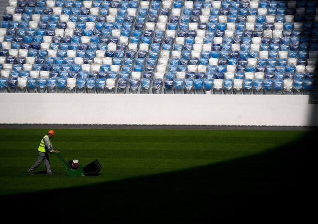 Le stade de Nijni Novgorod