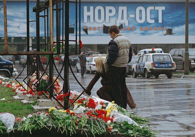 Retour sur l'attentat du théâtre Doubrovka à Moscou en 2002