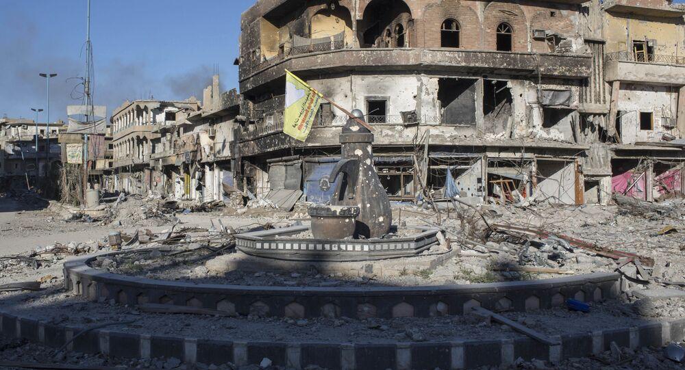 Raqqa (archive photo)