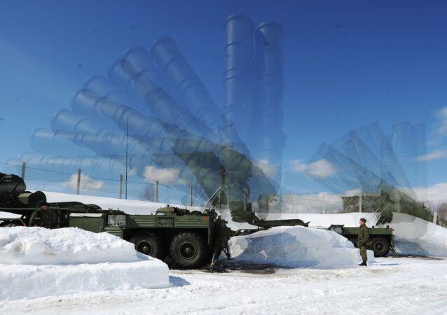 Des systèmes antiaériens S-400