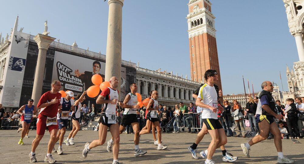 Marathon de Venise (photo d'archive)