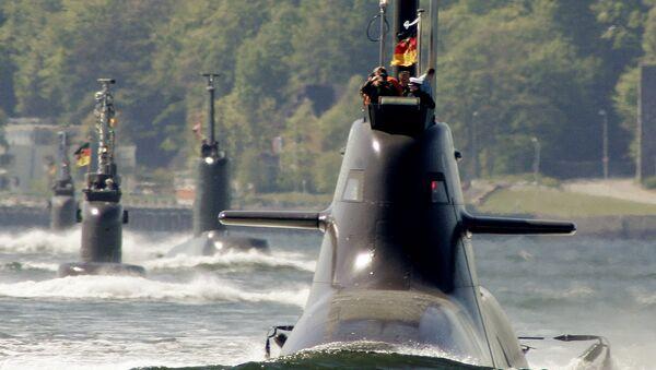 U-Boote deutscher Marine (Archivbild) - Sputnik France