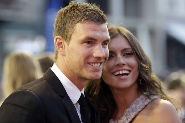Les plus belles femmes de footballeurs - Sputnik France