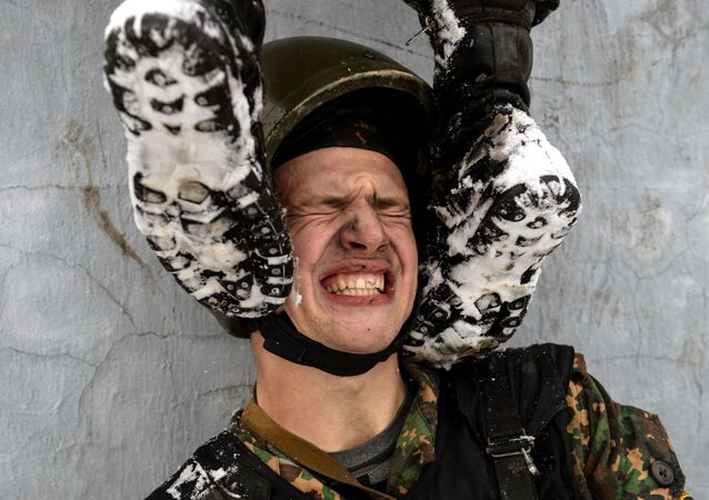 Les militaires des Forces spéciales russes au jour le jour