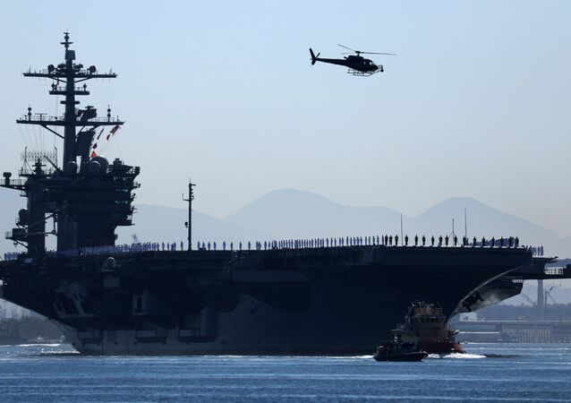 Le Theodore Roosevelt (CVN-71)