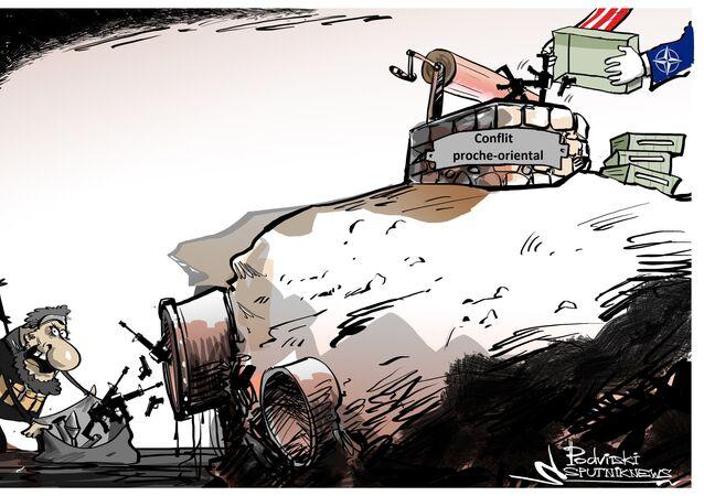 Des modernes de l'Otan auraient été découvertes dans un dépôt de Daech en Syrie
