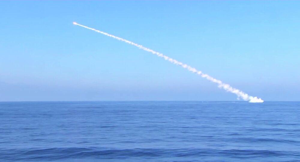 des missiles de croisière