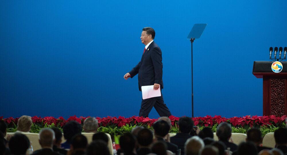 Le Président de la République populaire de Chine, Xi Jinping