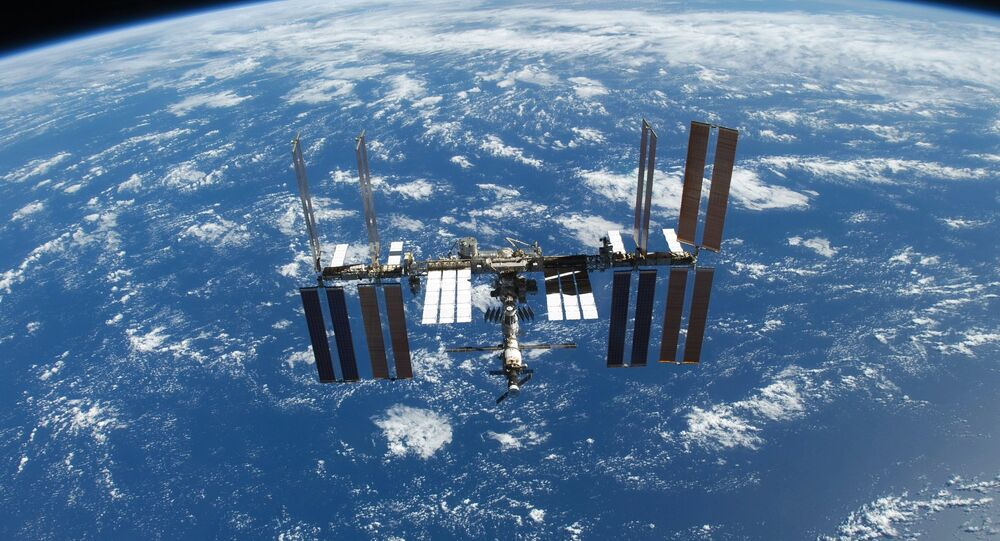 La Station spatiale internationale (ISS)